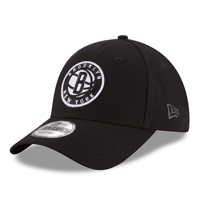 Casquette New Era Brooklyn nets noire eighteen18