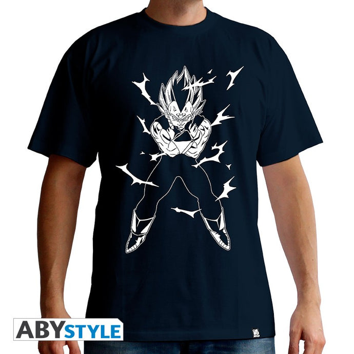 T-shirt Majin Végéta Dragon Ball Z distribuée par la marque Eighteen Clothing 18