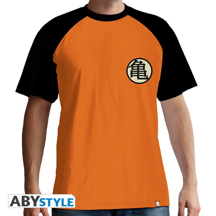 T-shirt collection Dragon Ball Z distribuée par la marque Eighteen Clothing 18