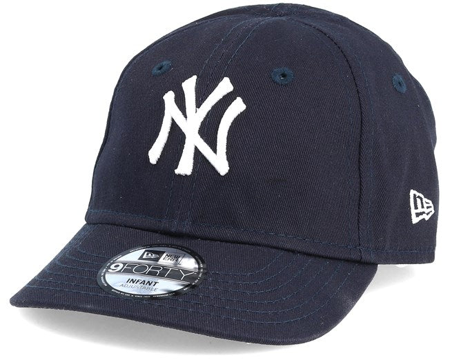 Casquette New Era infant bleu New York Yankees