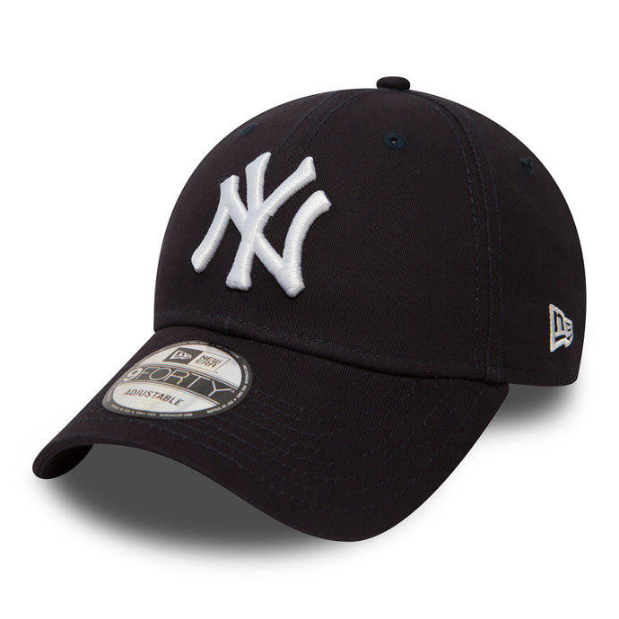 Casquette New York Yankees Essential 9Forty Bleu marine eighteen 18