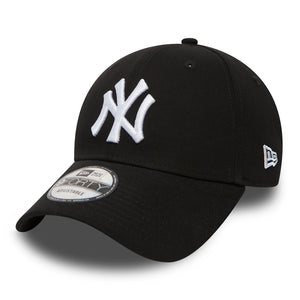 Casquette New York Yankees Essential 9Forty Noir Eighteen 18