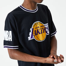 T-shirt NBA Oversize New Era Lakers eighteenclothing