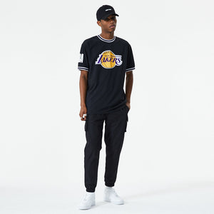 T-shirt NBA Oversize New Era Lakers eighteen clothing