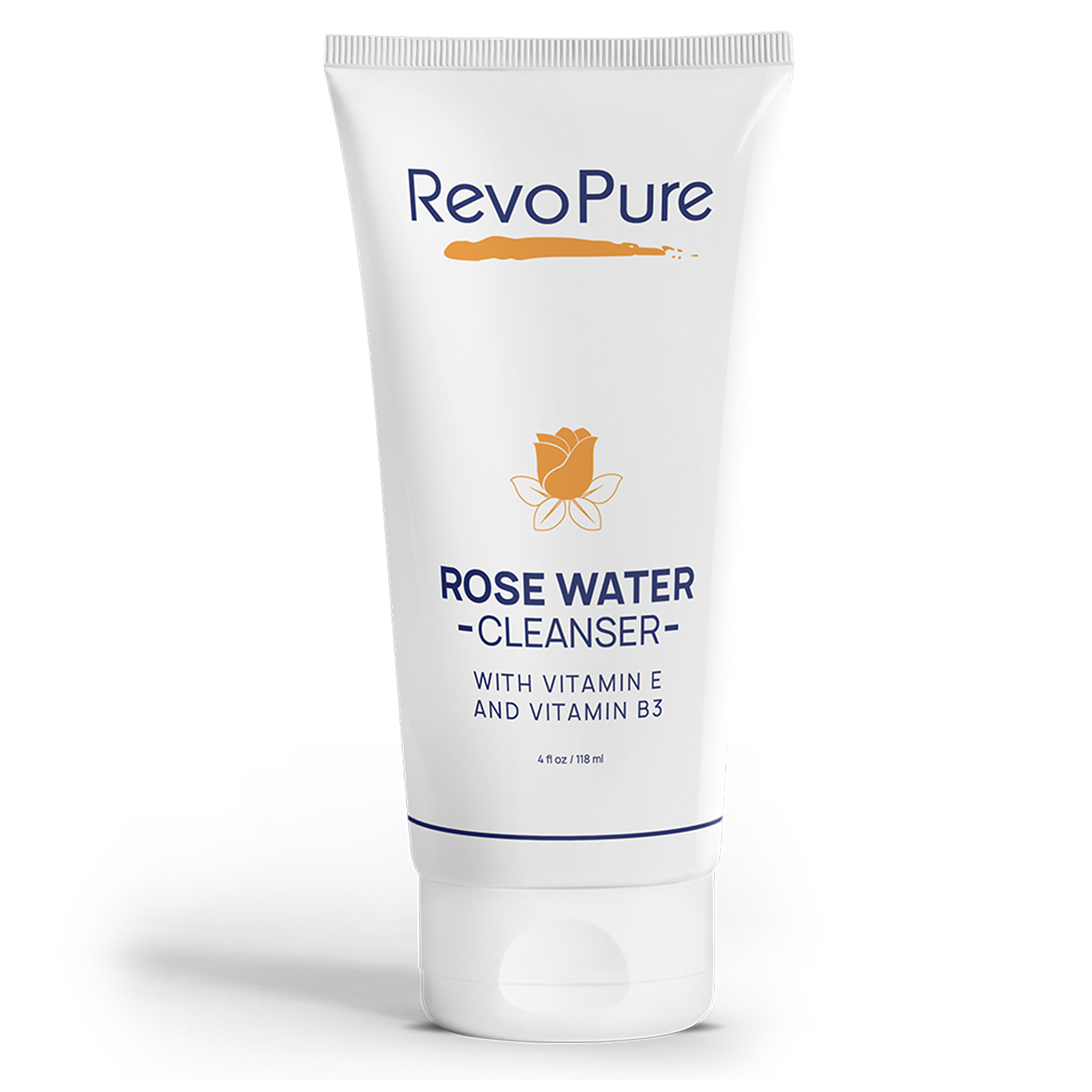 Rose Water Acne Cleanser - Revopure