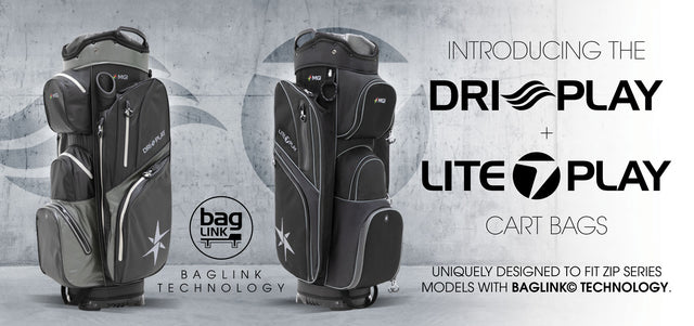 Introducing MGI Dri-Play & Lite-Play Cart Bags