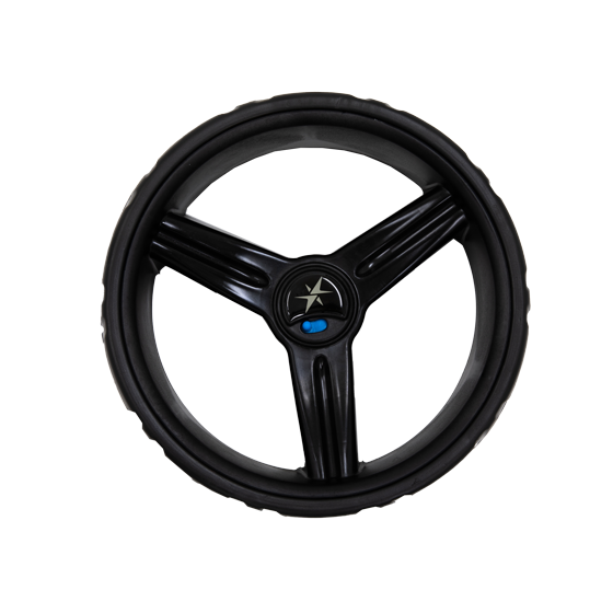 NAVIGATOR QUAD REAR WHEEL - BLACK