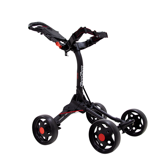 Bag Boy Quad Junior Push Cart