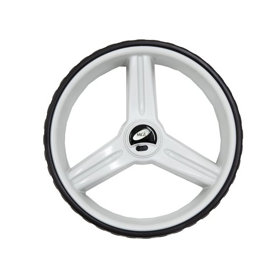 R SERIES REAR WHEEL - LEFT (SILVER)