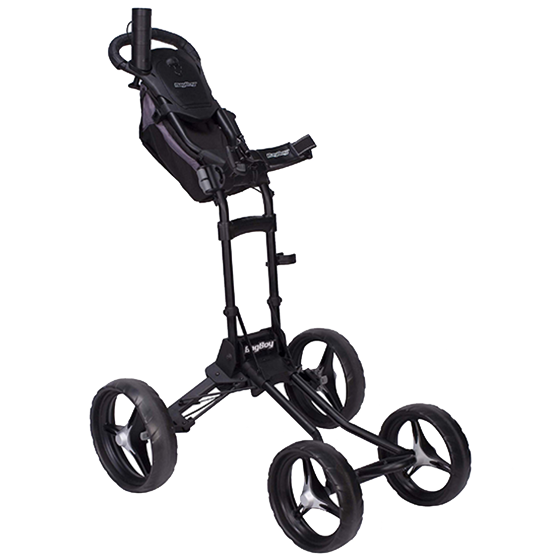 Bag Boy Quad Plus Push Buggy