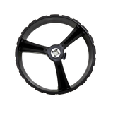 ZIP NAVIGATOR REAR WHEEL 15MM AXLE - BLACK