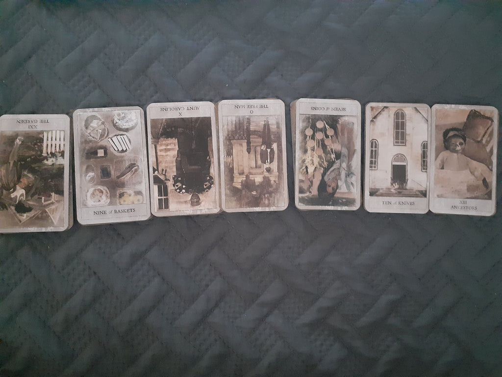 Collective Reading for 2/22/21-2/28/21