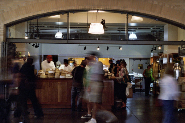 Our Ferry Building Cheese Shop