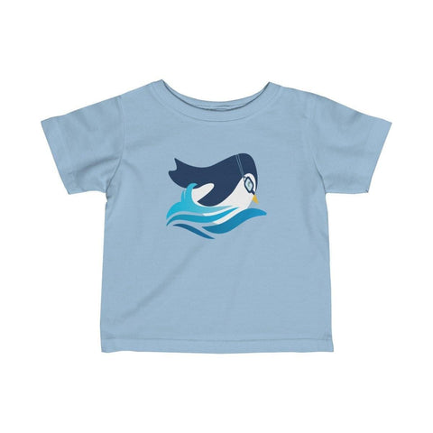 Infant Fine Jersey Tee - Swimming Lesson Club USA