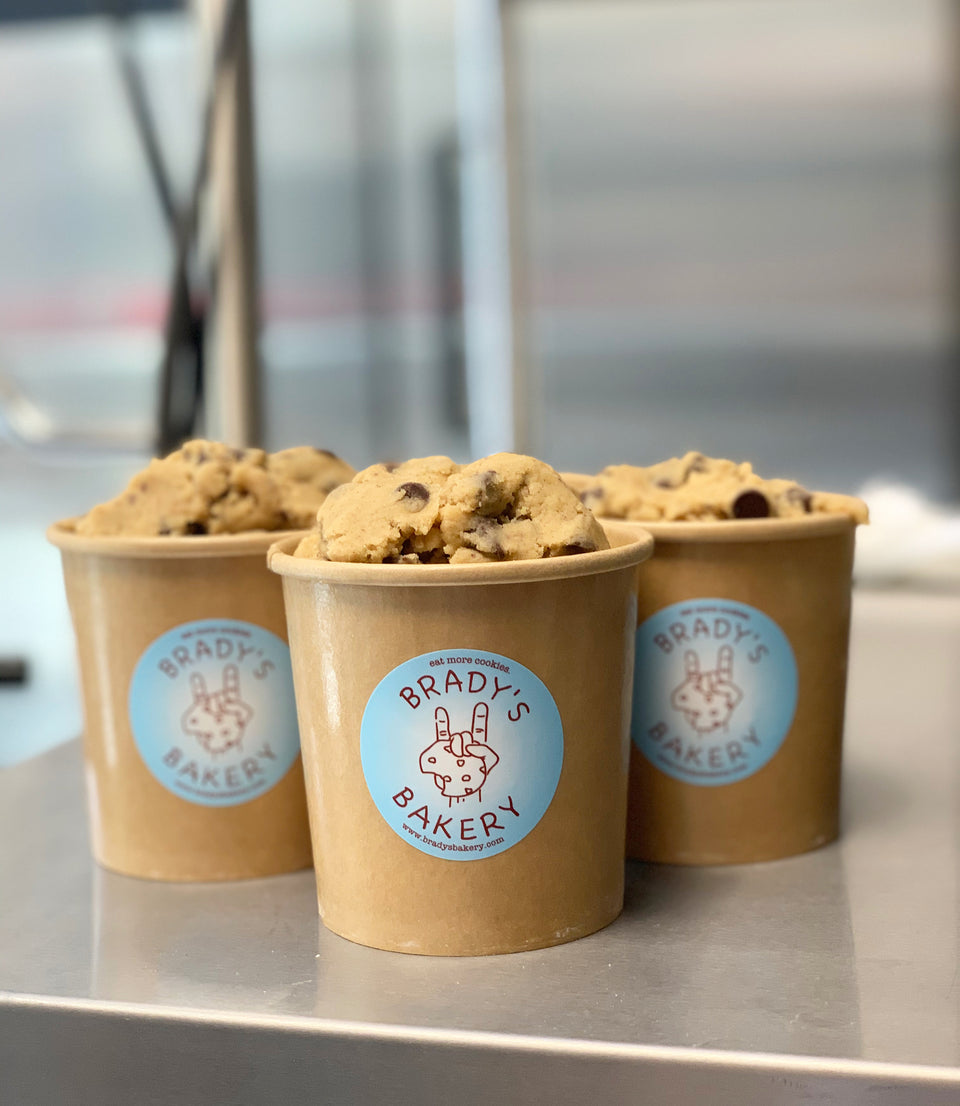 Brady's Bakery Cookie Dough