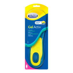 SCHOLL GELATIVE EVERYDAY GEELIPOHJALLINEN 2 KPL MEN JA   WOMEN
