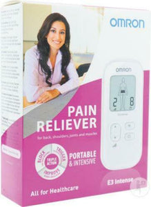 OMRON PAIN RELIVER E3 INTENSE
