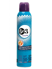 B3 AURINKOSUOJA SPF 50/50+/50++  prog.spray     175 ml