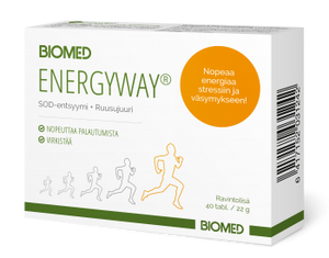 BIOMED ENERGYWAY  40 kpl