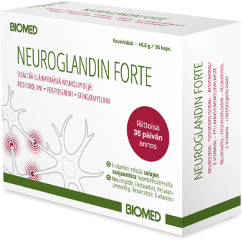 BIOMED NEUROGLANDIN FORTE 36  kaps