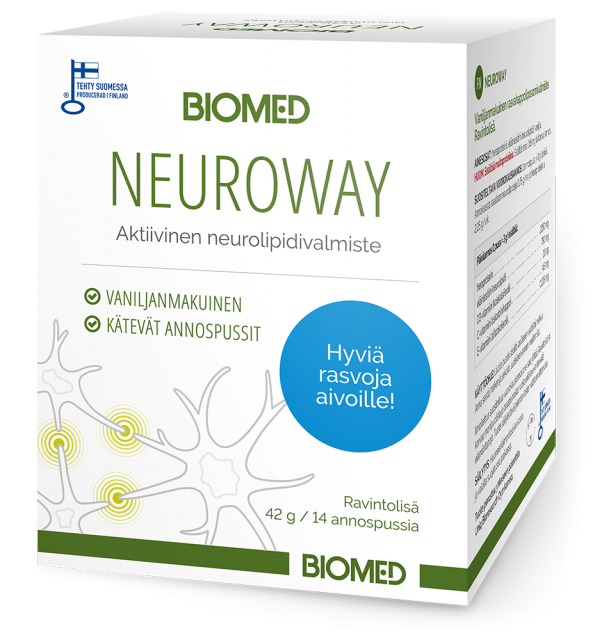 BIOMED NEUROWAY 14 pss