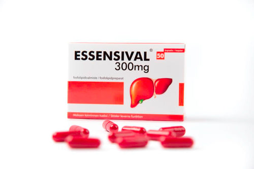 SCANPHARMA ESSENSIVAL 300MG 50 kaps.