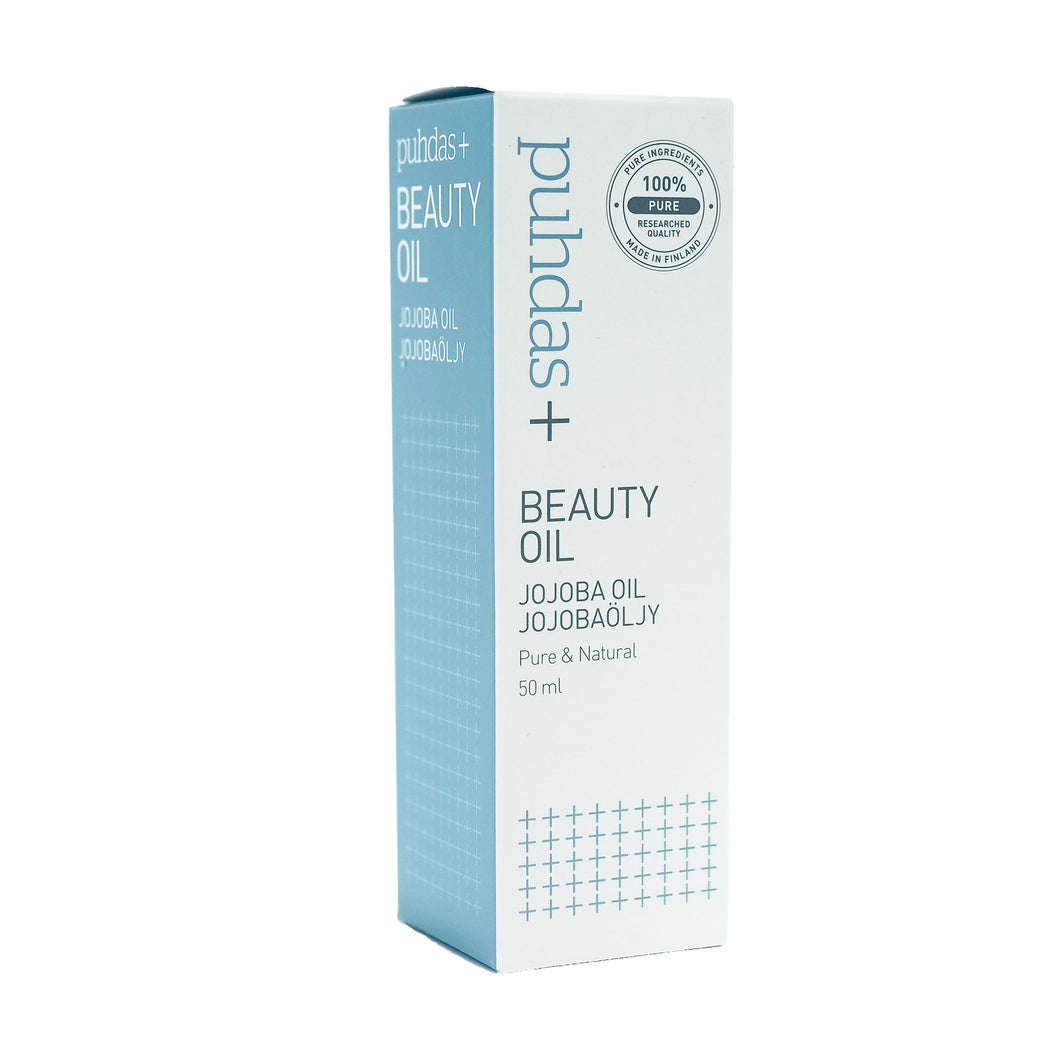 Puhdas+ Beauty Oil, Calming Juniper Berry Oil 30 ml