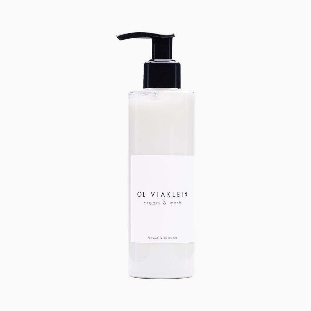 OLIVIAKLEIN CREAM  & WASH      200 ml