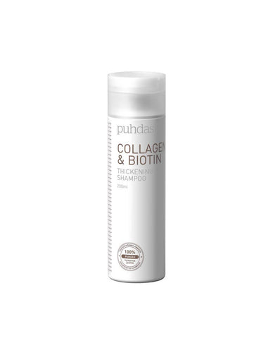 Puhdas+ Collagen & Biotin thickening shampoo 200 ml