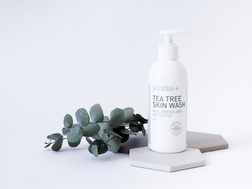 Puhdas+ Tea Tree Skin Wash 250 ml
