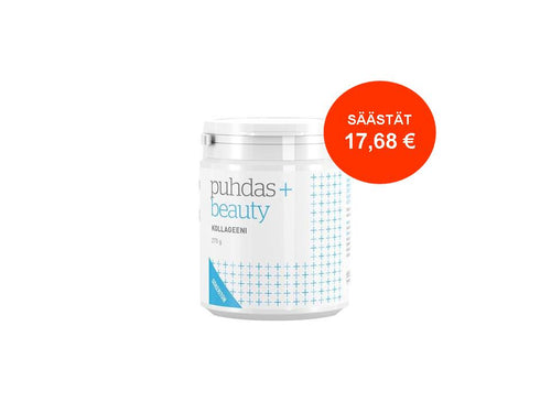 Puhdas+ Beauty Kollageeni Natural  250 g