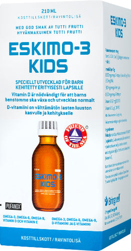 MIDSONA ESKIMO KIDS 210 ml