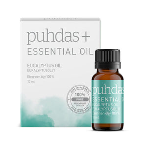 Puhdas+ essensial oil, eukalyptus    10 ml