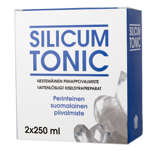 BIOMED SILICUM TONIC 2 X 250 ML