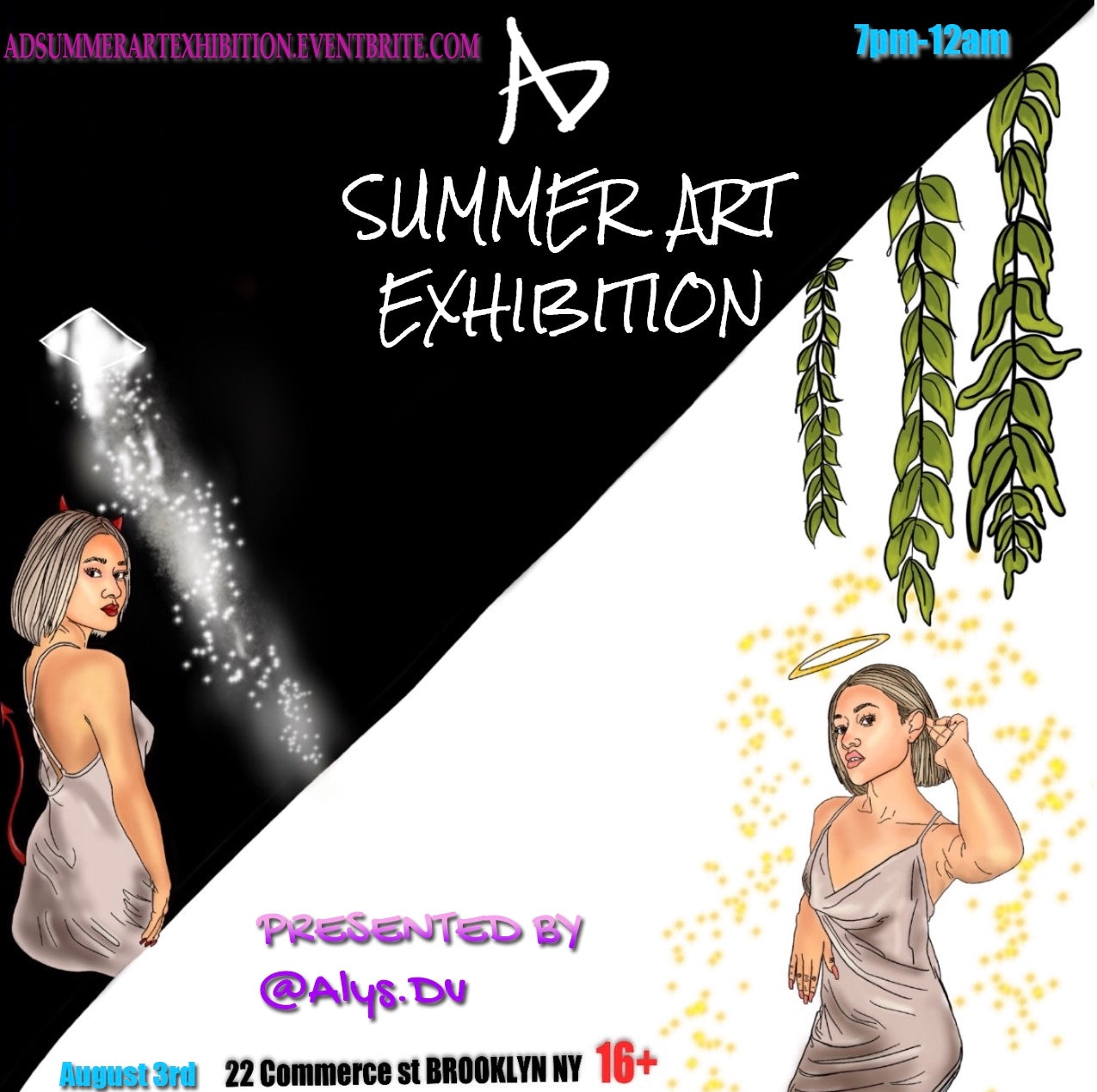 AD Summer Art Exhibition