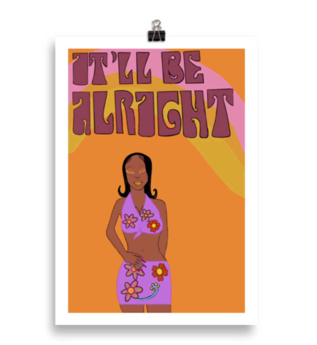 It'll be alright prints