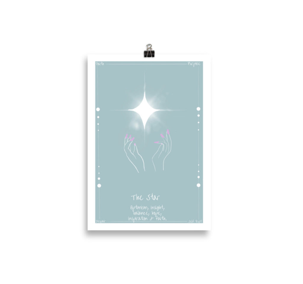 The Star print (on sale)