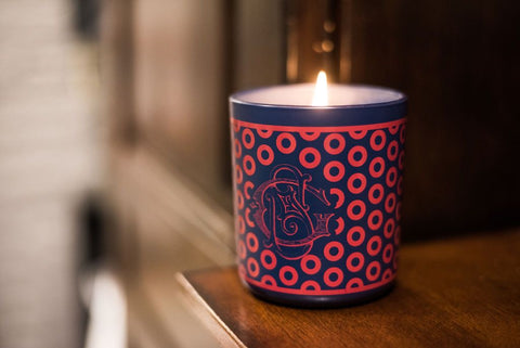 fishman donut cashmere candle by section 119