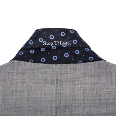 Section 119 Light Grey Donut Sport Coat - Section 119