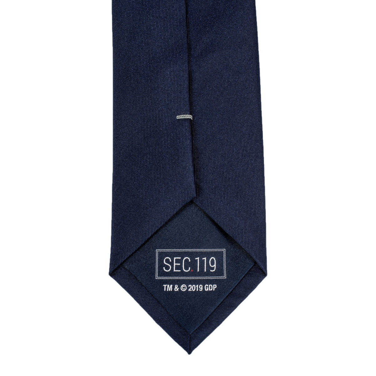 Grateful Dead 13 Bolt Navy Tie - Section 119