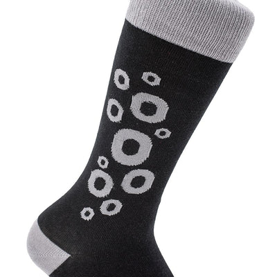 Kasvot Vaxt KV Fishman Donut Socks by Section 119
