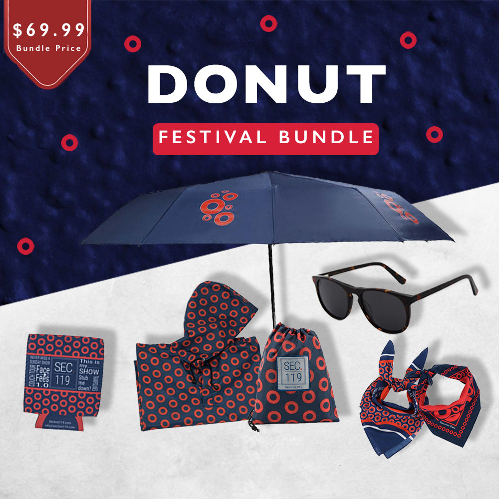 Donut Festival Bundle - Section 119