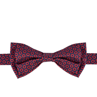 All Over Donut Bow Tie (pre-tied) - Section 119