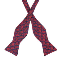 All Over Donut Bow Tie (self-tied) - Section 119