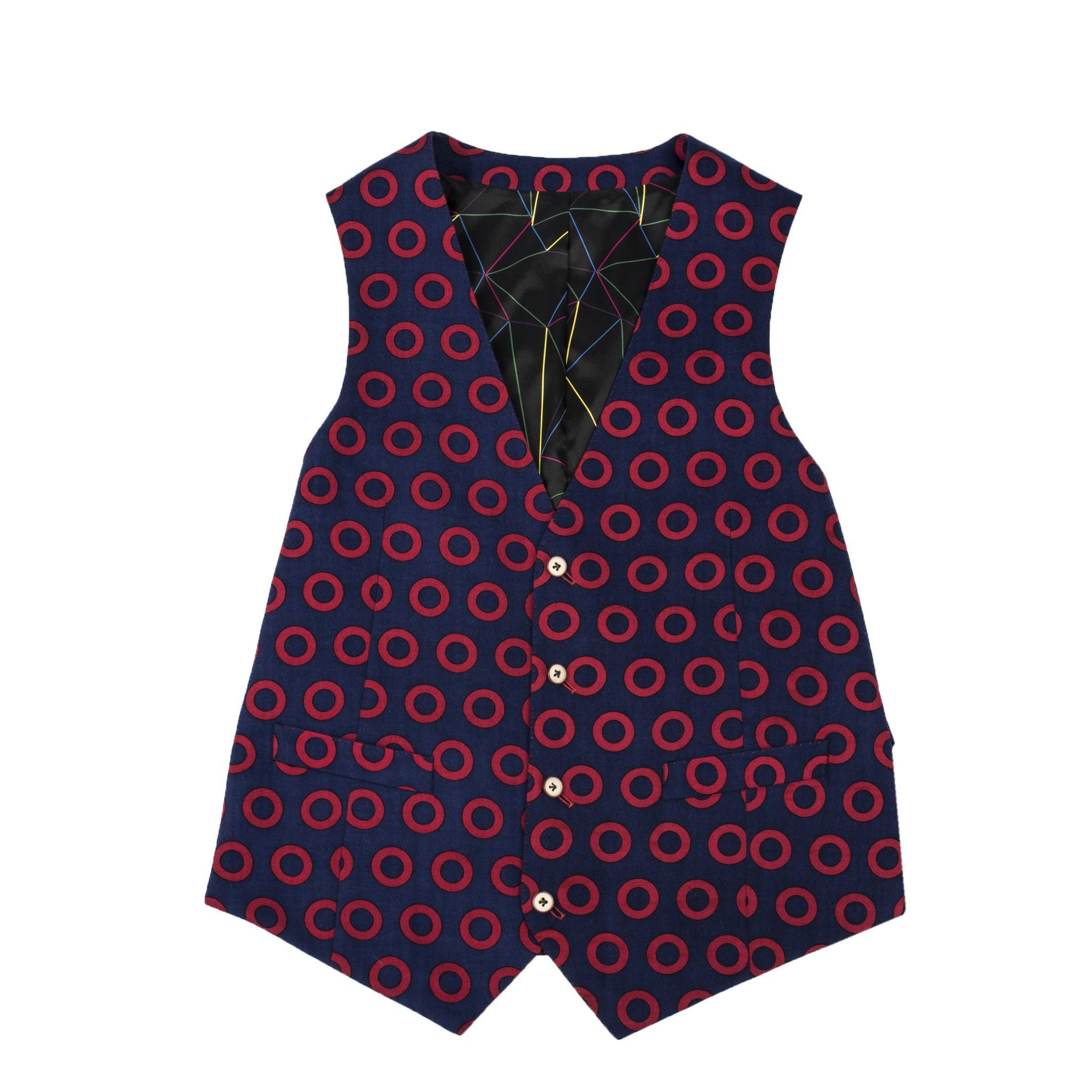 All Over Donut Waistcoat - Section 119