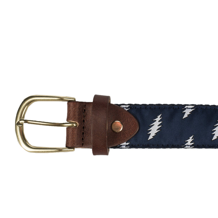 Grateful Dead 13 Bolt Belt