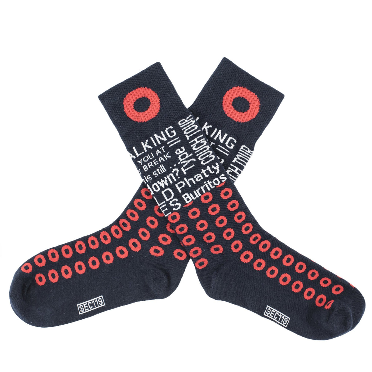 Donut 3 Pack Sock Bundle - Section 119