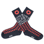 Fishman Donut Quote Socks by Section 119