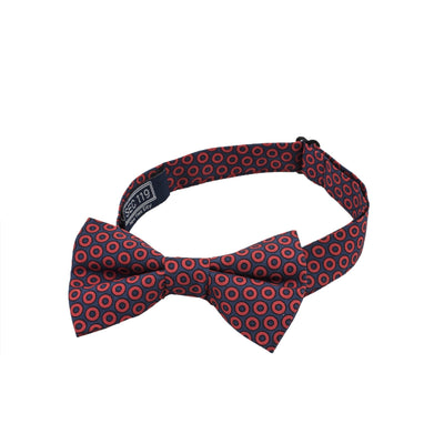 Children's Donut Bow Tie (pre-tied) - Section 119