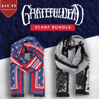 Grateful Dead Scarf Bundle - Section 119